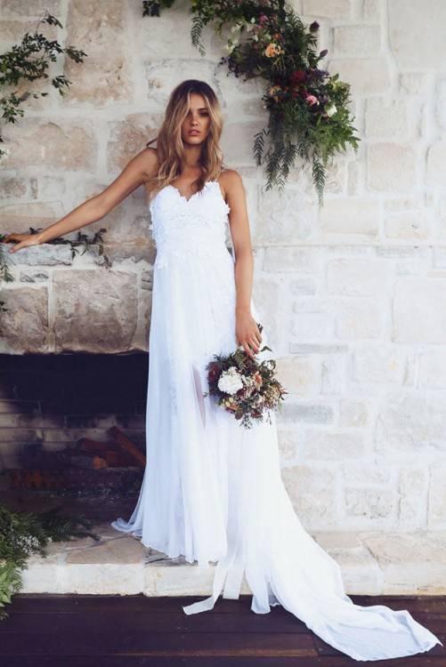 Most Popular Wedding Dress Styles 2017   Confetti