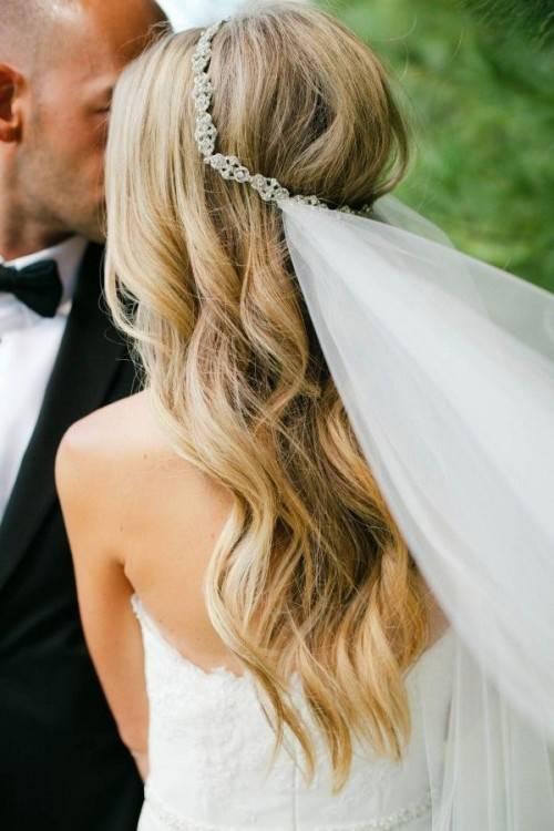 Wedding Hairstyles Veil Underneath 10 Iconic Celebrity Wedding Dresses