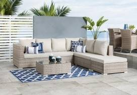 A California Outdoor Living Room Sell your home with LysHouse for just Sell your home for FREE when you buy