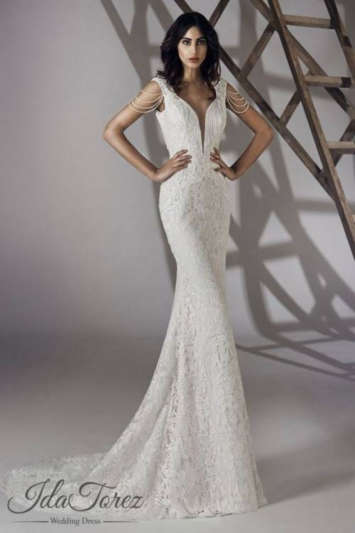 How to Choose The Best Wedding Dress Shape For Your Body