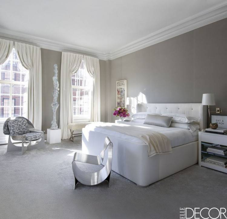 Tall headboards ideas – a dramatic wall decoration in the bedroom