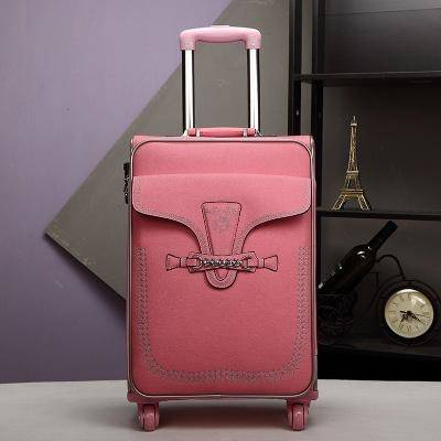 Women Travel S Wheeled Suitcase For Luggage Bags Travel Bag Wheels Suitcase Rolling Bag On Wheels With Handbag Duffle Bags For Women Wheeled Duffle Bags