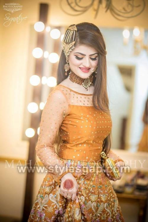 Latest Bridal Wedding Sharara Designs