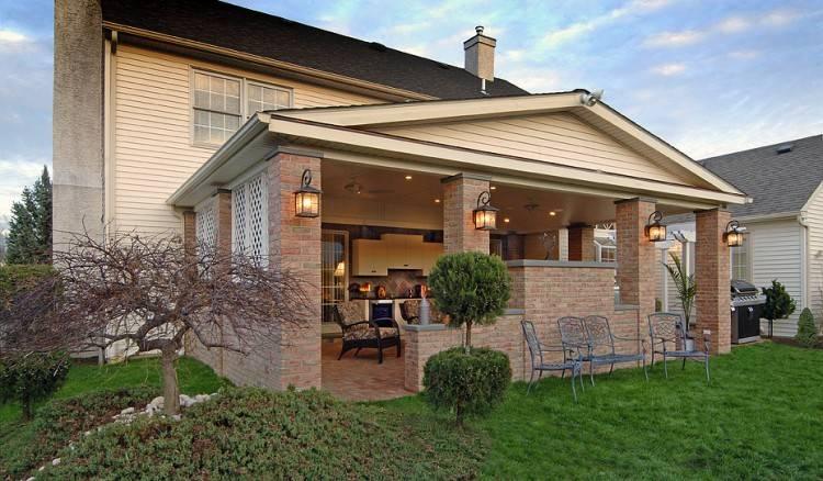 Marcia Fryer Landscape Designs | Richmond VA | Perfect Outdoor Living Area