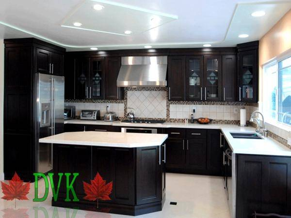 In fact, we offer complete renovation services including cabinetry, countertops, storage units and flooring