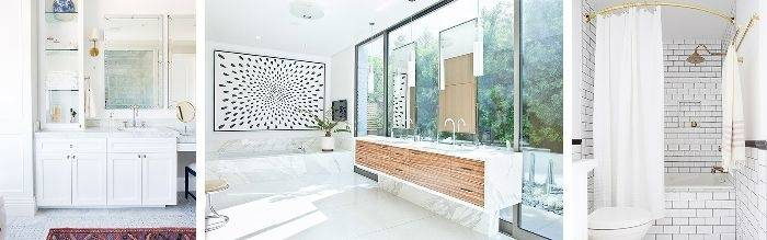 We observe that in the international design scene there are strong tendencies in bathtub design, which lead to a significant diversity of models – the