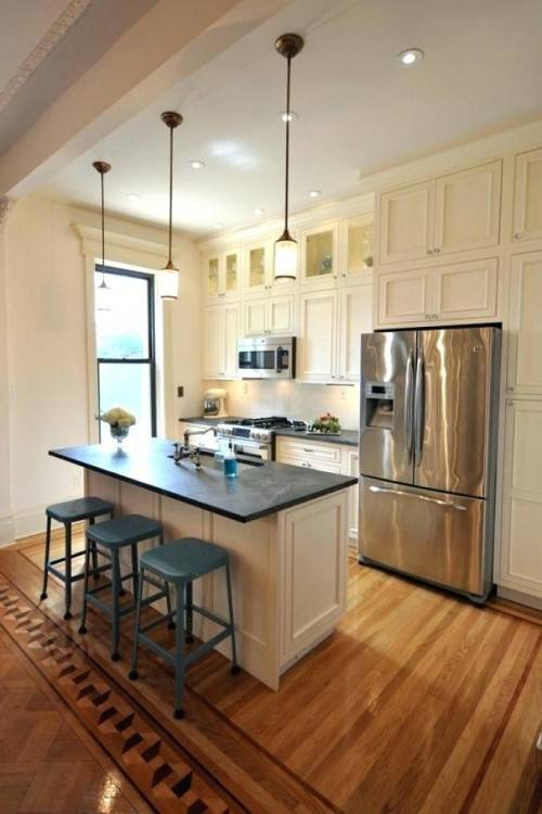 Amazing One Wall Kitchen Ideas Gallery