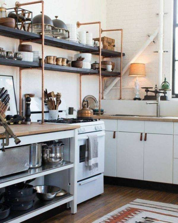 Kitchen Ideas Using Copper