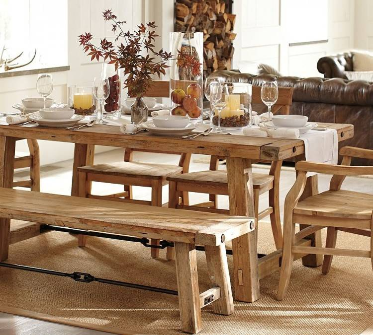 Impressive Oak Kitchen Table And Chairs In Solid Round Dining Room Decor Ideas