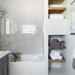 Here are 14 fresh shower ideas
