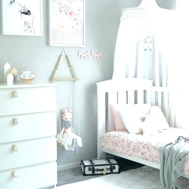 baby girl nursery ideas pink