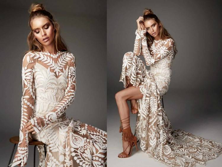 2018 Vintage Arabic Dubai Style Lace Appliqued Wedding Dress Princess Off  Shoulders Ball Gown Luxury Bridal Gown Custom Made Plus Size Pretty Wedding