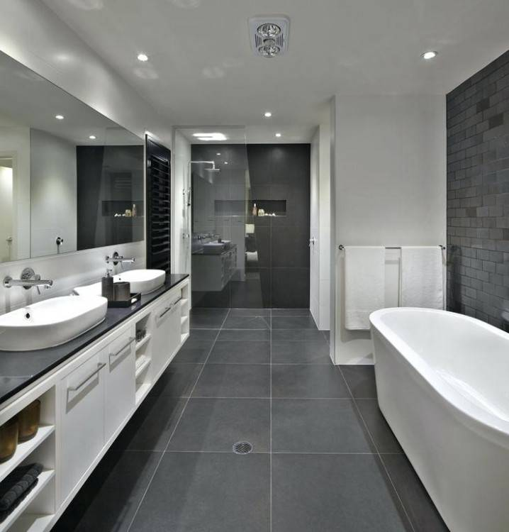 Medium Size of Black And White Subway Tile Bathroom Ideas Grey A You Can Download Small