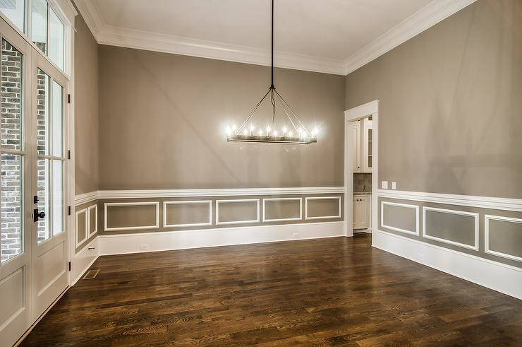 dining room molding chair rail moulding images dining room with rooms paint  ideas gray chair rail