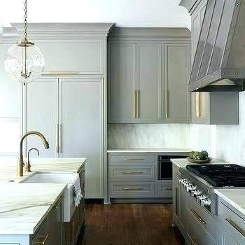 Patterned Cabinets