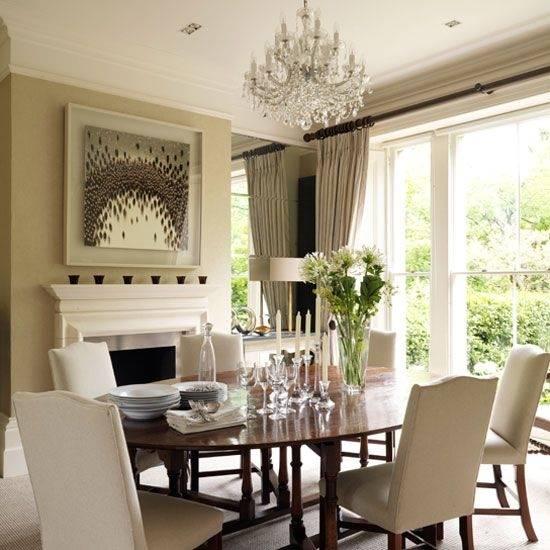 Best Custom Neutral Dining Room Ideas Amazing Design