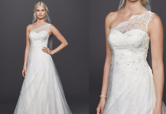 Figure Flattering: Which Wedding Dress Style Suits Your body Type? |  hitched