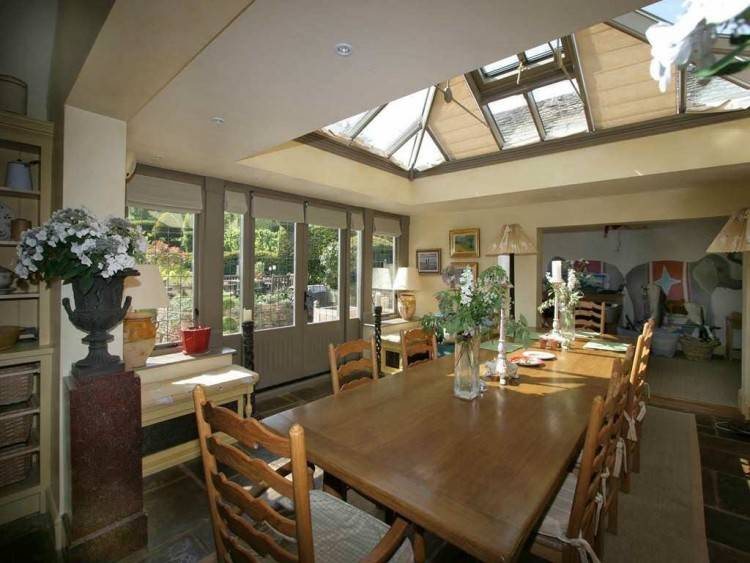 what is a conservatory  room