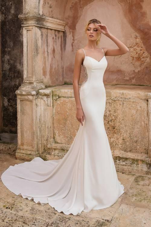 Casablanca Bridal 2019 Wedding Dress