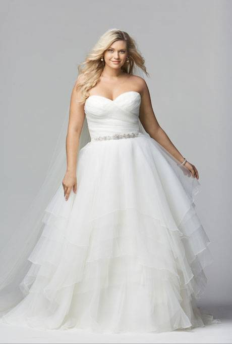 2017 Plus Size Wedding Gowns Mermaid With Sleeves Appliques Lace Sheer  Mermaid Bridal Dresses Western Elegant Maxi Dress For Big Size Brides Lace  Style