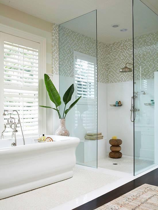 family home  modern tile shower designs small bathrooms