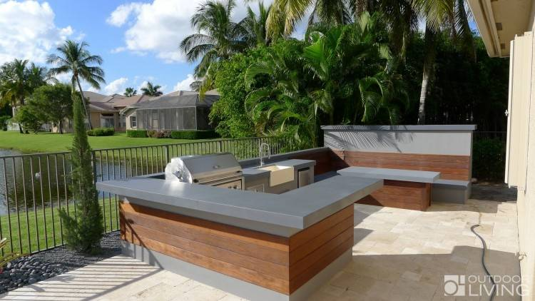 Outdoor living is a way of extending your living space to the outdoors