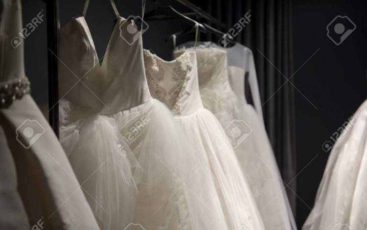 Which shelves for rack wedding dress rack, dress display