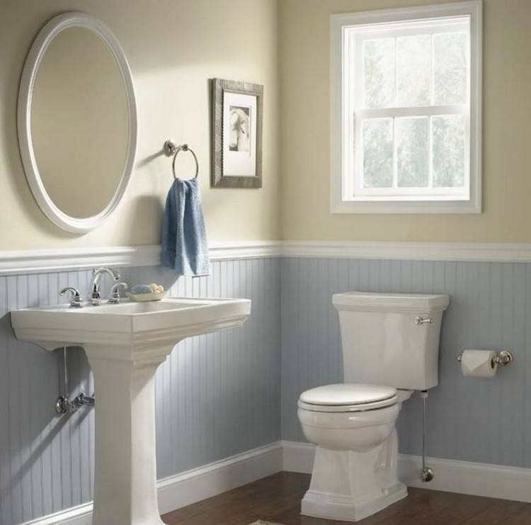 bathroom with beadboard walls paneling you can look bead board