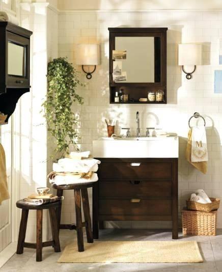 pottery barn bathroom ideas