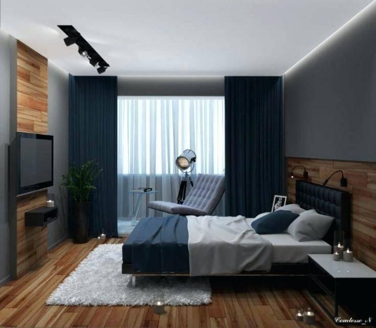 rustic masculine bachelor bedroom ideas idea themes