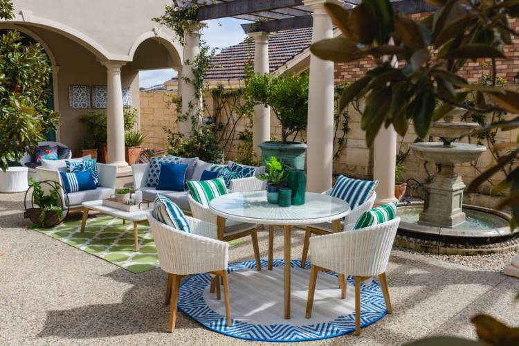 unbelievable design outdoor living furniture winsome room brown regarding Seasonal Outdoor Living Furniture Decoration Sets