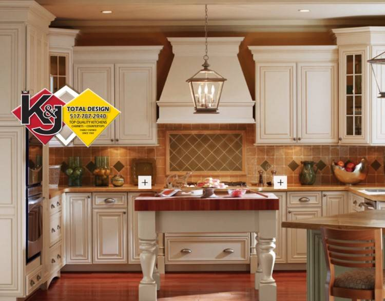 Custom Kitchen Cabinets by Kent Moore Cabinets