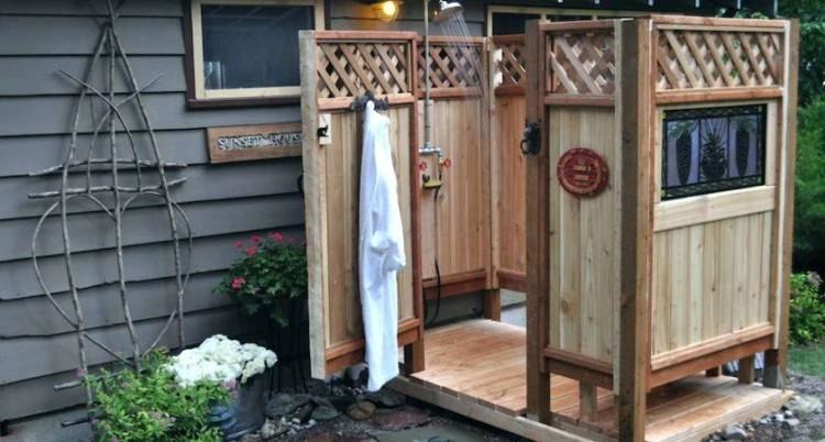Medium Size of Outdoor Shower Ideas Pictures Images Refreshing For An Easy Breezy Summer Bathrooms Awesome