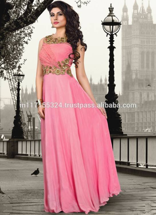 Discount 2018 New Burgundy Muslim Wedding Dresses With Long Sleeves African  Wedding Ball Gowns With Gold Appliques Hijab Saudi Arabia Bridal Dresses  Pink