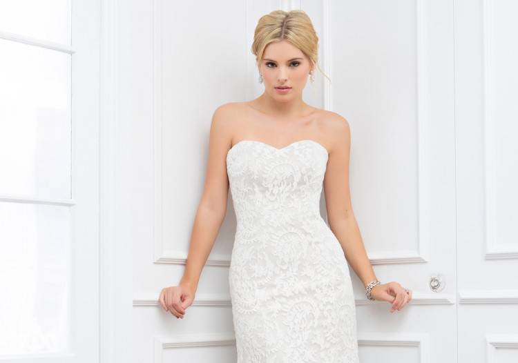 Wedding Dress Styles For Body Types According To Your