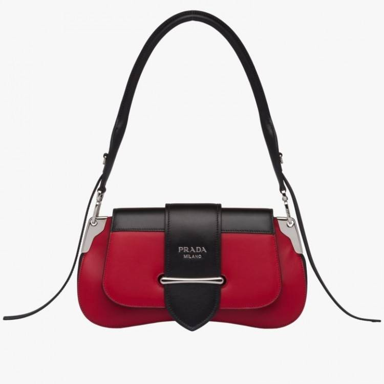 Prada Nylon Women Cross Body Bag