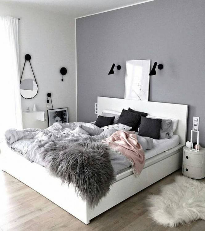 modern gray bedroom gray and white bedroom ideas purple gray white bedroom  bedroom ideas awesome grey