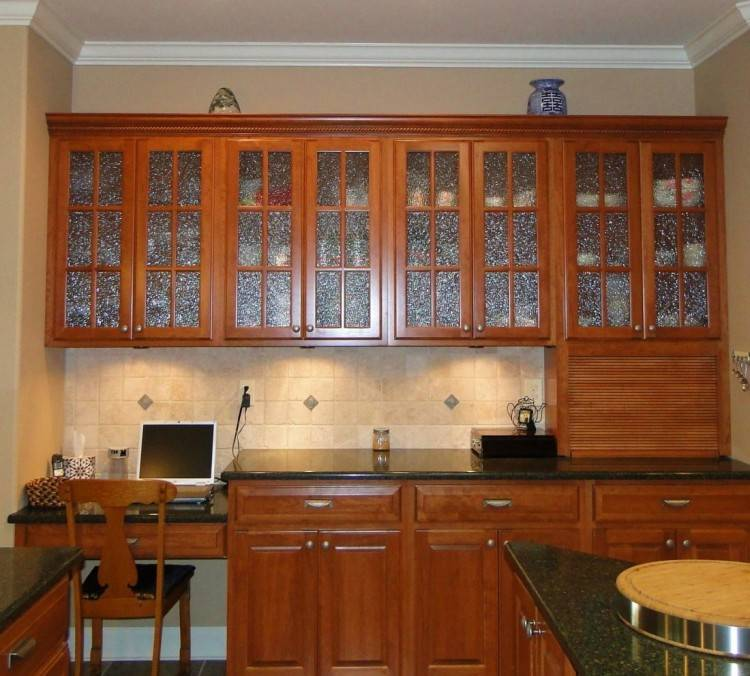 glass for kitchen cabinets gypsy with doors on stunning home design ideas painting designs