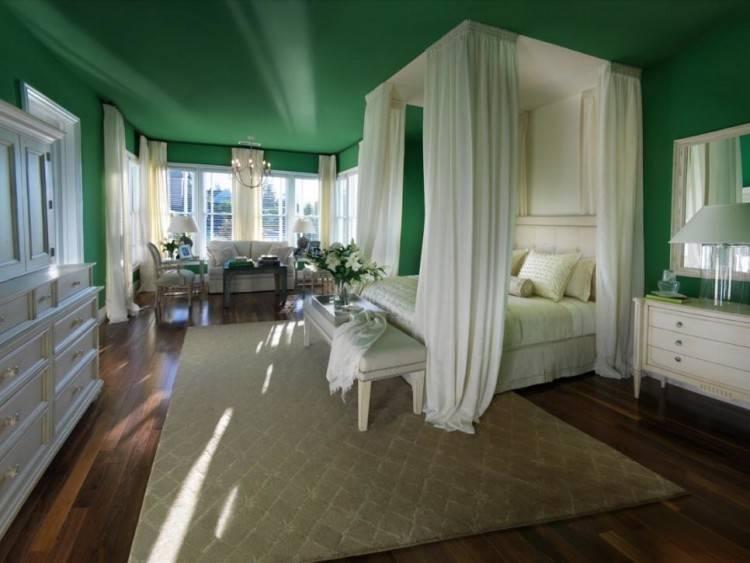 Jade Green Bedroom Ideas