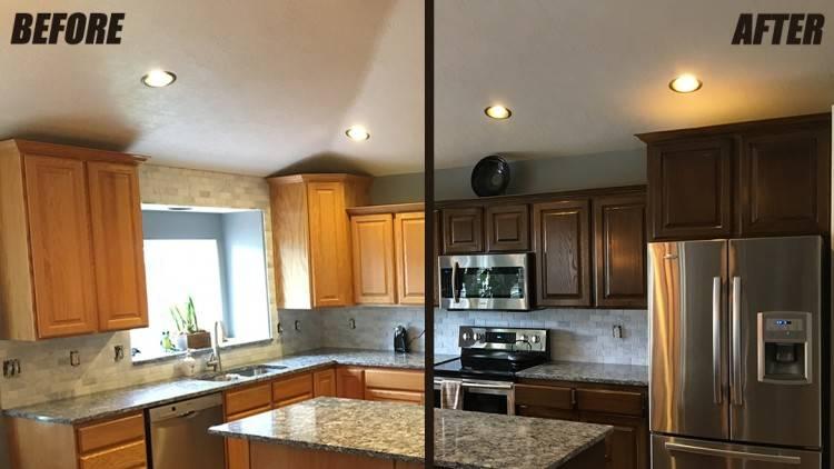 kitchen cabinets utah kitchen cabinets refinished