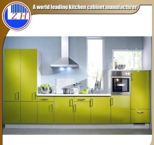 acrylic sheet for kitchen cabinets in karachi modern red high gloss cabinet