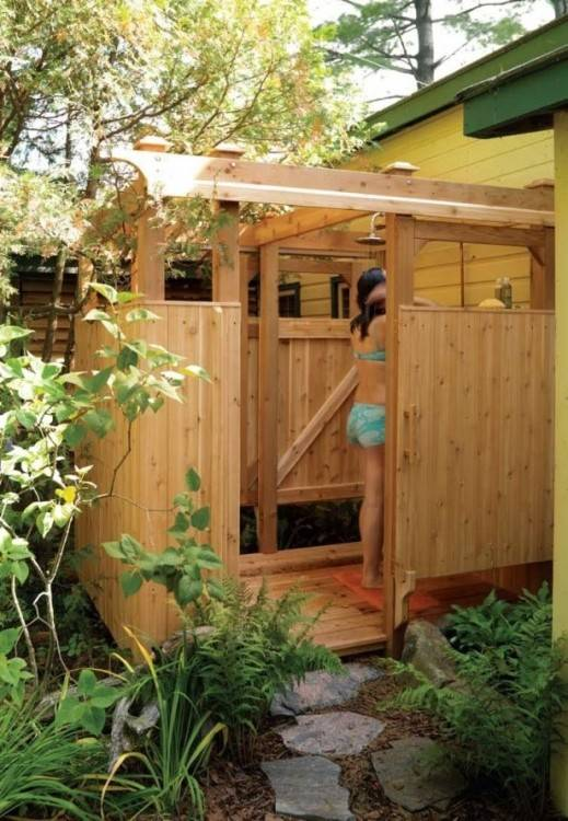 out door shower seven steps away from the perfect outdoor shower shower doors close to me