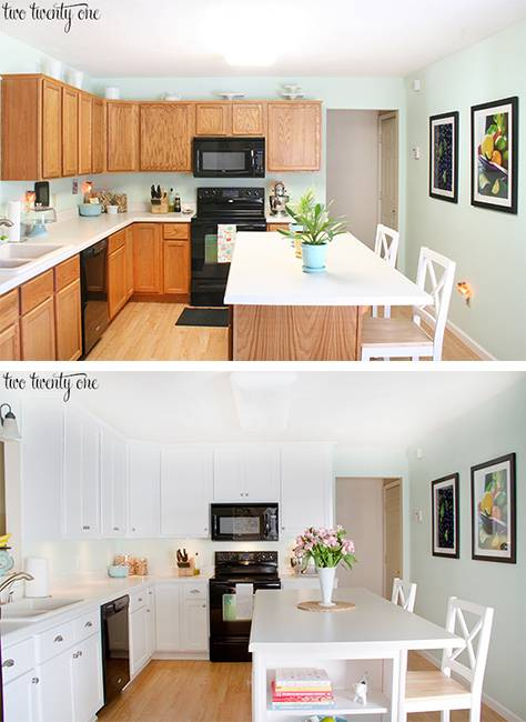 Extending Kitchen Cabinets To Ceiling Absolutely Smart 20 How Make Up  The Look