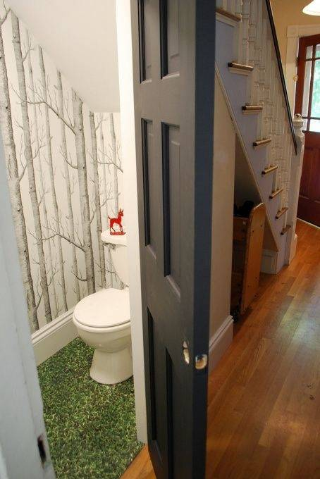 Fabulous Under Stairs Toilet Design Ideas Bathroom Under Stairs Ideas Pictures Remodel And Decor