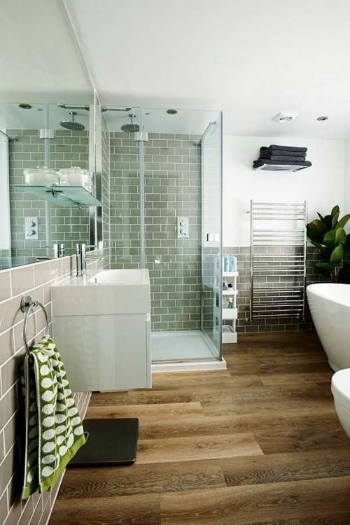 victorian modern bathroom