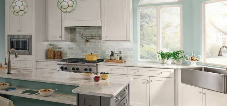 image traditional kitchen lighting over island ideas