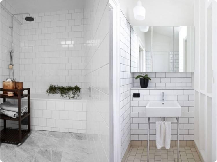 metro tile bathroom
