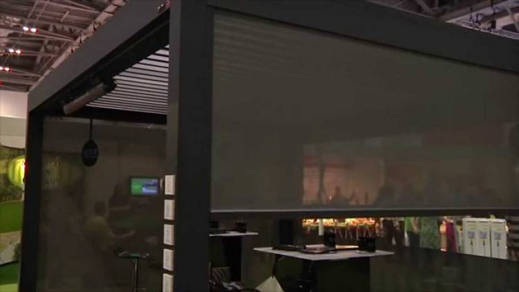 Straitline Blinds team installed Zipscreen Awnings in the suburb of Leanyer, transforming the outdoor space for full use all year around changing the