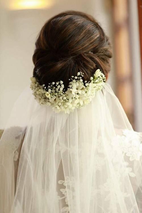 Dress Fade Best Wedding Hairstyles Veil Ideas On Pinterest