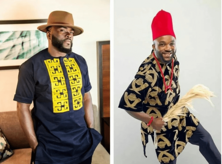 Today, Nigerians have created a niche for themselves, sewing natives with an uncompromising creativity
